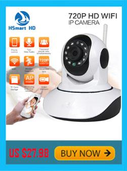 HSmart HD 720P Wireless WiFi P/T IP Camera Baby Monitor