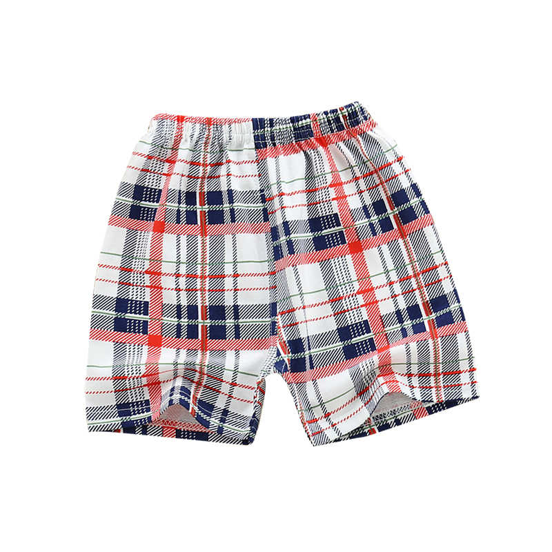 Baby Shorts Cotton Pure Color Boy Shorts Summer New Children's Pants Boys and Girls Beach Pants Kids Girl Short Cotton Pants