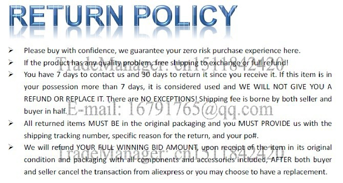 2 return policy
