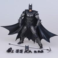Hot NEW 6 11cm Justice League Batman Mobile Action Figure Toys Christmas Doll Toy Bfx56