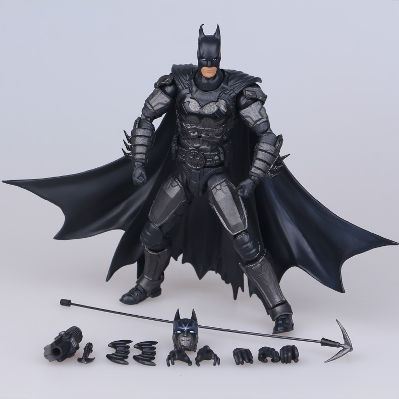 Hot ! NEW 17cm Justice league batman mobile action figure toys Christmas doll toy bfx56 new hot 17cm avengers thor action figure toys collection christmas gift doll with box j h a c g