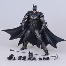 ¡ Caliente! NUEVA 17 cm liga de la Justicia batman figuras de acción juguetes muñeca de juguete de Navidad móvil bfx56