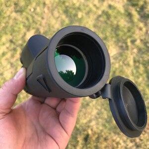 Image 2 - Monoküler 20x50 güçlü dürbün yüksek kaliteli Zoom büyük el teleskop hbö gece görüş askeri HD profesyonel av