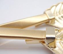 Vintage Metal Waist Belt