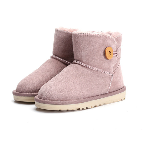 Supply Kids Shoes Kids Winter Boots For Girls Snow Boots Laarzen Meisjes Kinder Laarze Chaussures Fille Hiver Girl Shoes Autumn Winter Products Hot Sale Children's Shoes