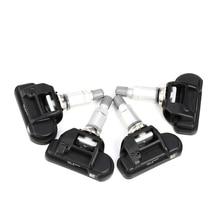 4 adet 13598775 TPMS lastik basıncı sensörü Lastik Basınç Valfi Otomotiv Araba Aracı OPEL 13598775 Için Lastik basınç sensörü
