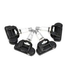 4pcs 13598775 TPMS צמיגי חיישן צמיגים לחץ שסתום רכב רכב כלי עבור אופל 13598775 צמיג לחץ חיישן
