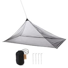 Lixada Ultralight Summer Anti Mosquito Mesh Tent Outdoor Insect Bugs Shelter Net Repellent Beach Tents