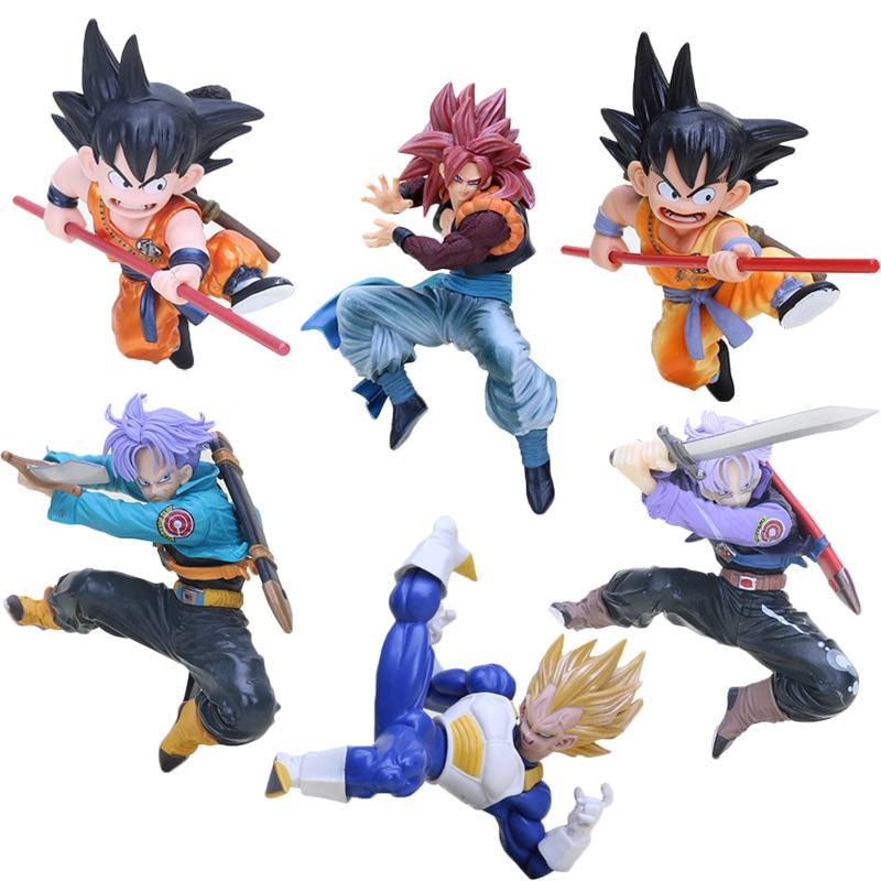 Dragon Ball Z Childhood Goku Figure PVC Collection