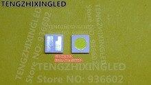 JUFEI LED Arka Işık 2 W 6 V 3030 Soğuk beyaz LCD Arka işık TV TV Uygulaması için 01. JB. BK3030W65N12