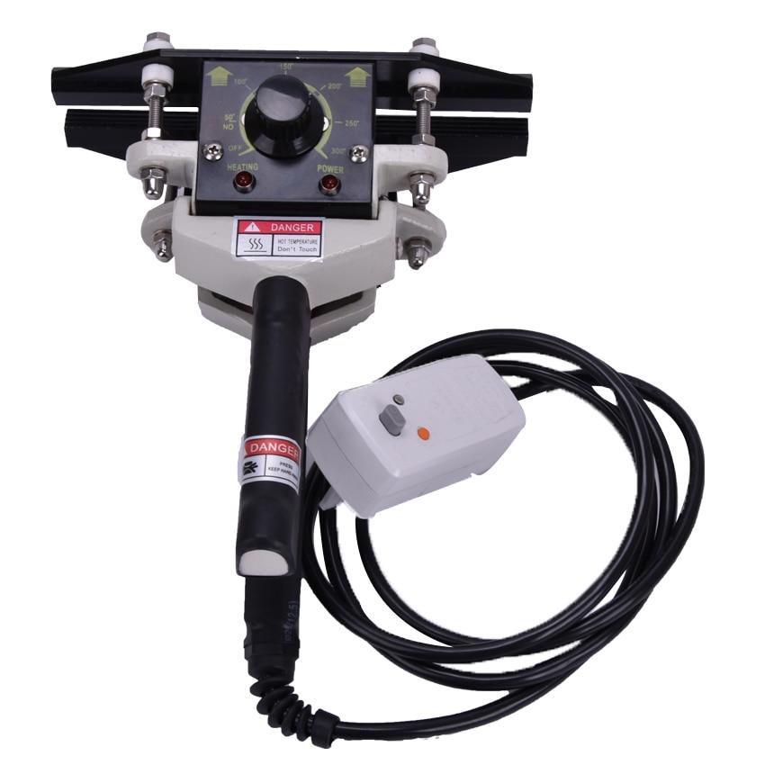 1pcs FKR200 impulse heat sealing machine to Almumin foil bag sealer handy packaging equipment electric tool 1 pcs 38 38cm small heat press machine hp230a