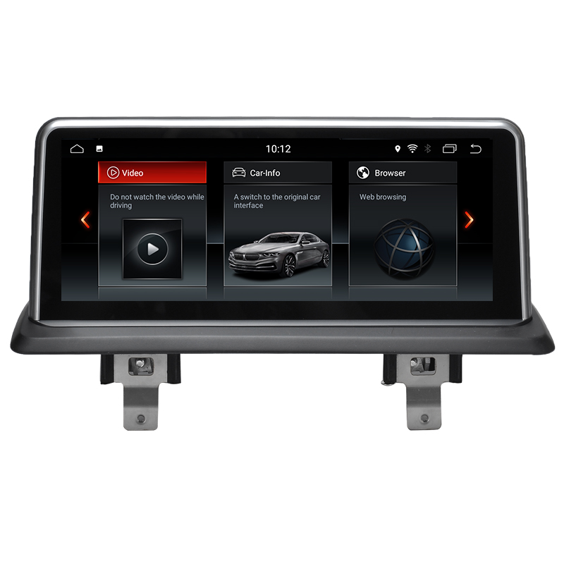 Lecteur multimédia automatique pour BMW série 1 E81 E82 E87 E88 2006 à 2012 CCC système 10.25