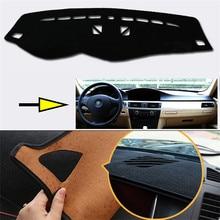 Brand New Interior Dashboard Carpet Photophobism Protective Pad Mat For BMW 3 Series GPS 2009-2012