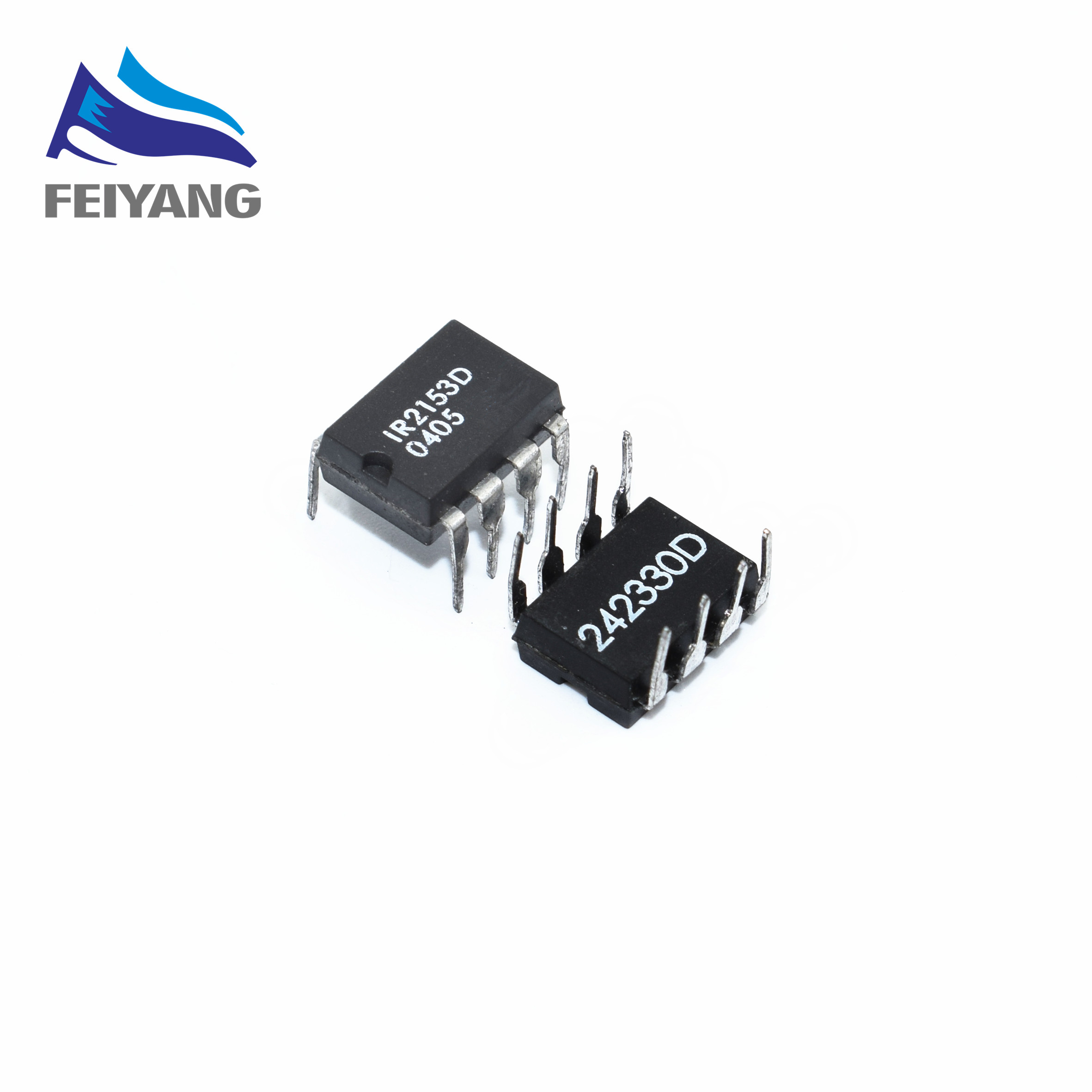 100pcs Free Shipping High Quality IR2153 DIP IR2153D IRS2153DPBF DIP8 IR Bridge Drivers