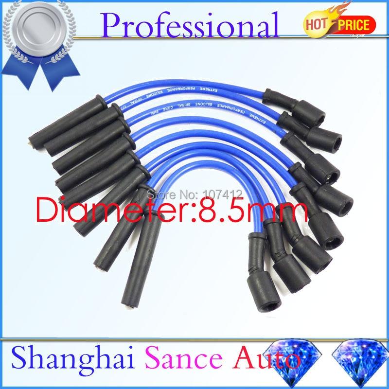 Compra Cables de bujía online al por mayor de China