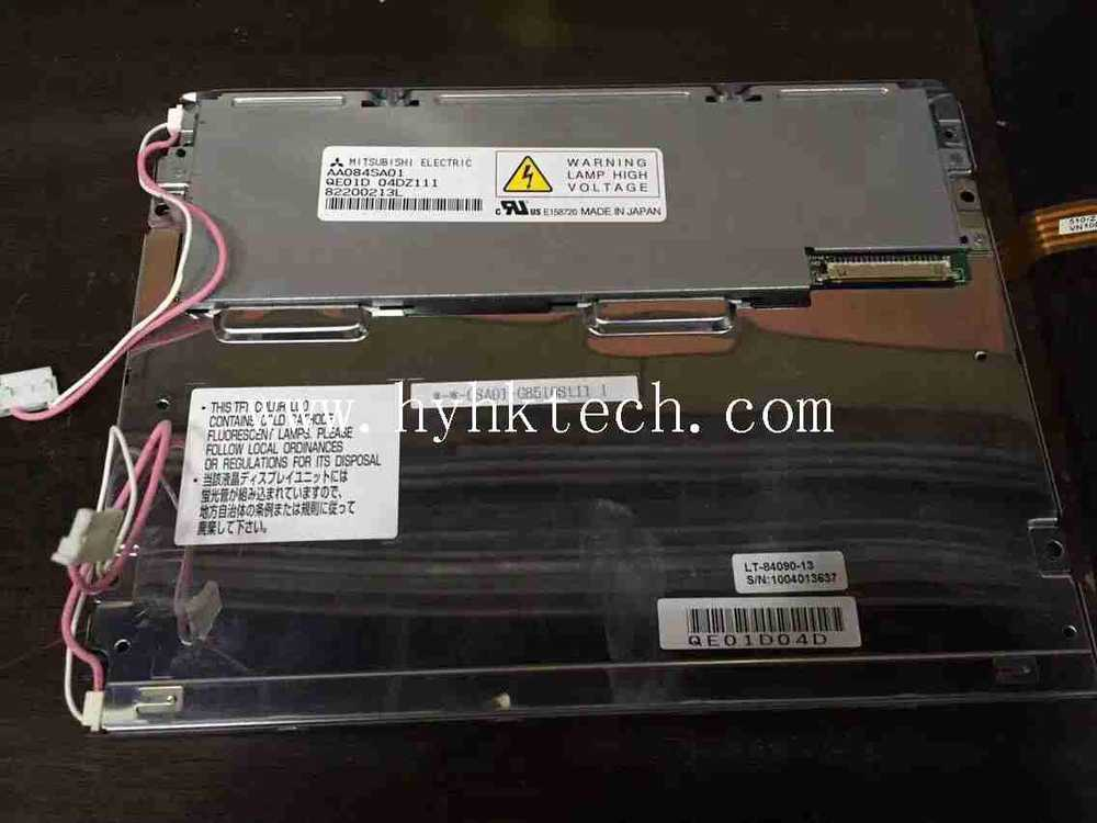 LCD New AA084SA01 Tested Grade Shipment Before In-Stock Industrial