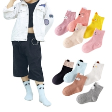 5Pairs/lot Infant Baby Socks Summer Cotton Thin For Girls Newborn Boy Toddler Clothes Accessories