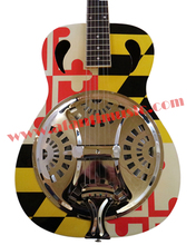 41 inch Spruce top / Sapele Back & Sides / Resonator style Afanti Acoustic guitar (ARN-220)