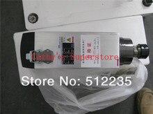3KW с воздушным охлаждением шпинделя двигателя Гравировальный Станок шпинделя 3kw четыре керамические подшипники