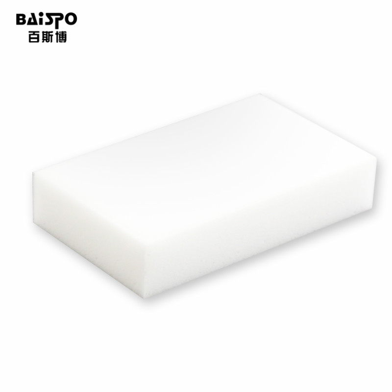 BAISPO 100pcs/lot  Magic Sponge Eraser Melamine Cleaner,multi-functional Cleaning 100x60x20mm nano Sponge dish free shipping