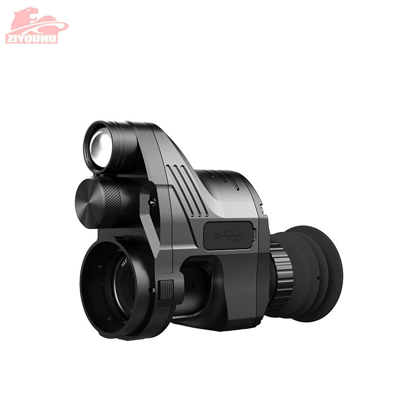 Image 3 - PARD NV007 200m Range Digital Hunting Night Vision Scope Rifle Optics Infrared Night Vision Riflescope Sighting Camera WIFI APP-in Hunting Cameras from Sports & Entertainment