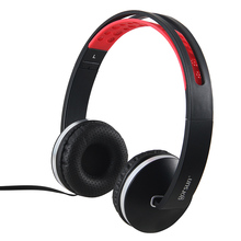 GS785 Wired Headphones With Microphone Over Ear Headsets Bass HiFi for mobile phone sound intone hd200 headphones with microphone foldable music bass stereo wired headsets for computer pc phone over ear headphone