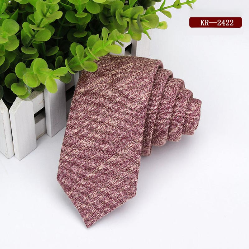 Men Groom Neckwear Tie Necktie Solid Color Fashion For Wedding Business Suit Party Best Man FS99