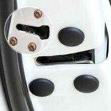 12 шт., универсальная автомобильная винтовая защита от замка двери, наклейка на крышку для Mazda 2 3 5 6 8, 1, 2, 5, 6, 8, 1, 5, 6, 8, 8, 1, 5, 5, 8, 8, 1, 10, 10, 10, 10, 10, 10, 10, ...