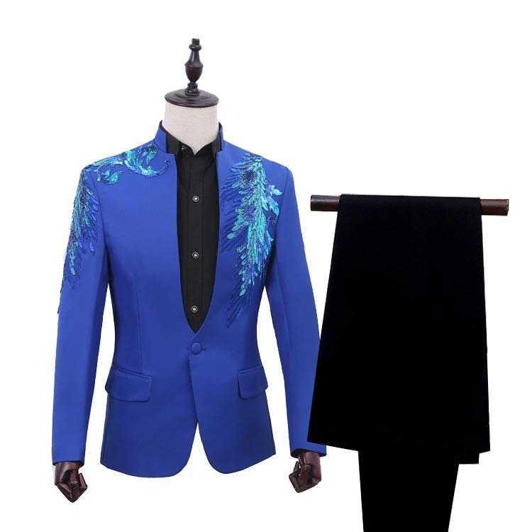 Բաճկոն տղամարդկանց զգեստներ - Տղամարդկանց հագուստ - Լուսանկար 2