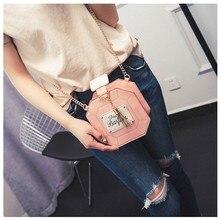 PU Leather Mini Clutch Evening Bag