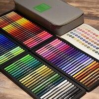 High-end 100 цветов/набор KACO зеленый кисти для акварели двойной наконечник ручки кисти и Scriptliner ручка для рисования подарочный набор