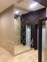 Customized Luxury Beveled Glass Mirror for wall