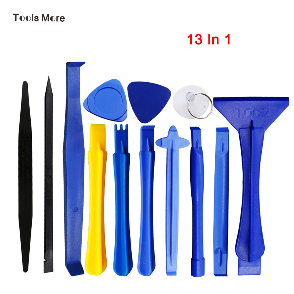 10/ 13Pcs Universal Repair Opening Plastic Spudgers Crowbar Pry Opening Picks Hand Tools Kit for iPhone iPad Laptop PC Phone reflection spectroscopy opening pg202 15 50