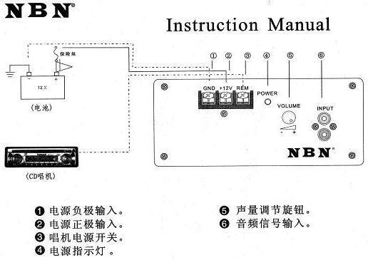 on nbn subwoofer wiring diagram