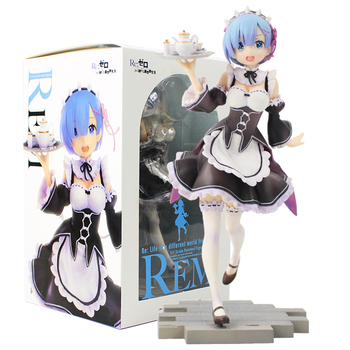 "Rem from ""Zero − Starting Life in Another World"" Action Figure"