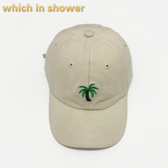 19376d86c05 Palm Tree Dad Hat For Women Outdoor Sports Baseball Palm Hat Female The Rapper  Snapback Cap