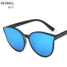 KESMALL 2017 gafas de Sol de Las Mujeres Hombres Brand Design de Nueva Moda Vintage Marco De Acetato Gafas de Sol Anti-ultravioleta Gafas de Sol YL144
