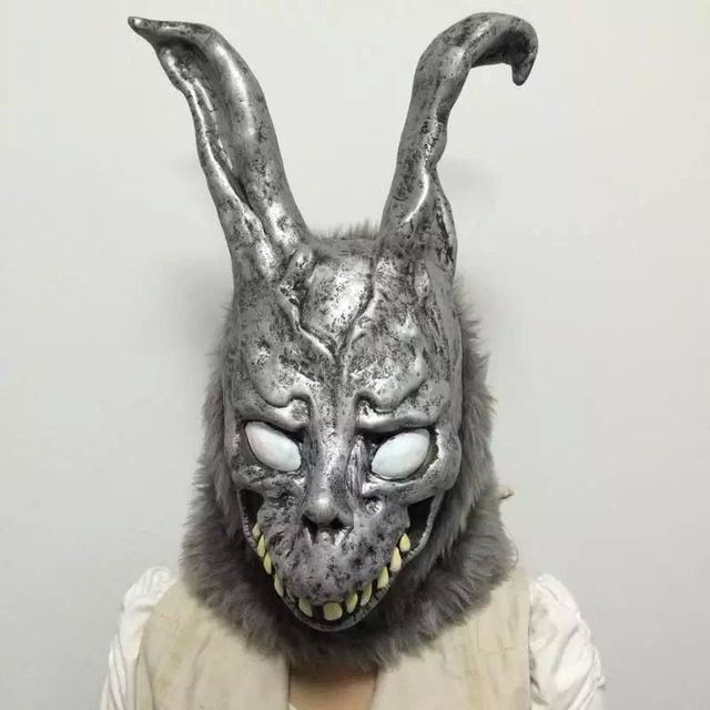 Maska królika z Donnie Darko - aliexpress