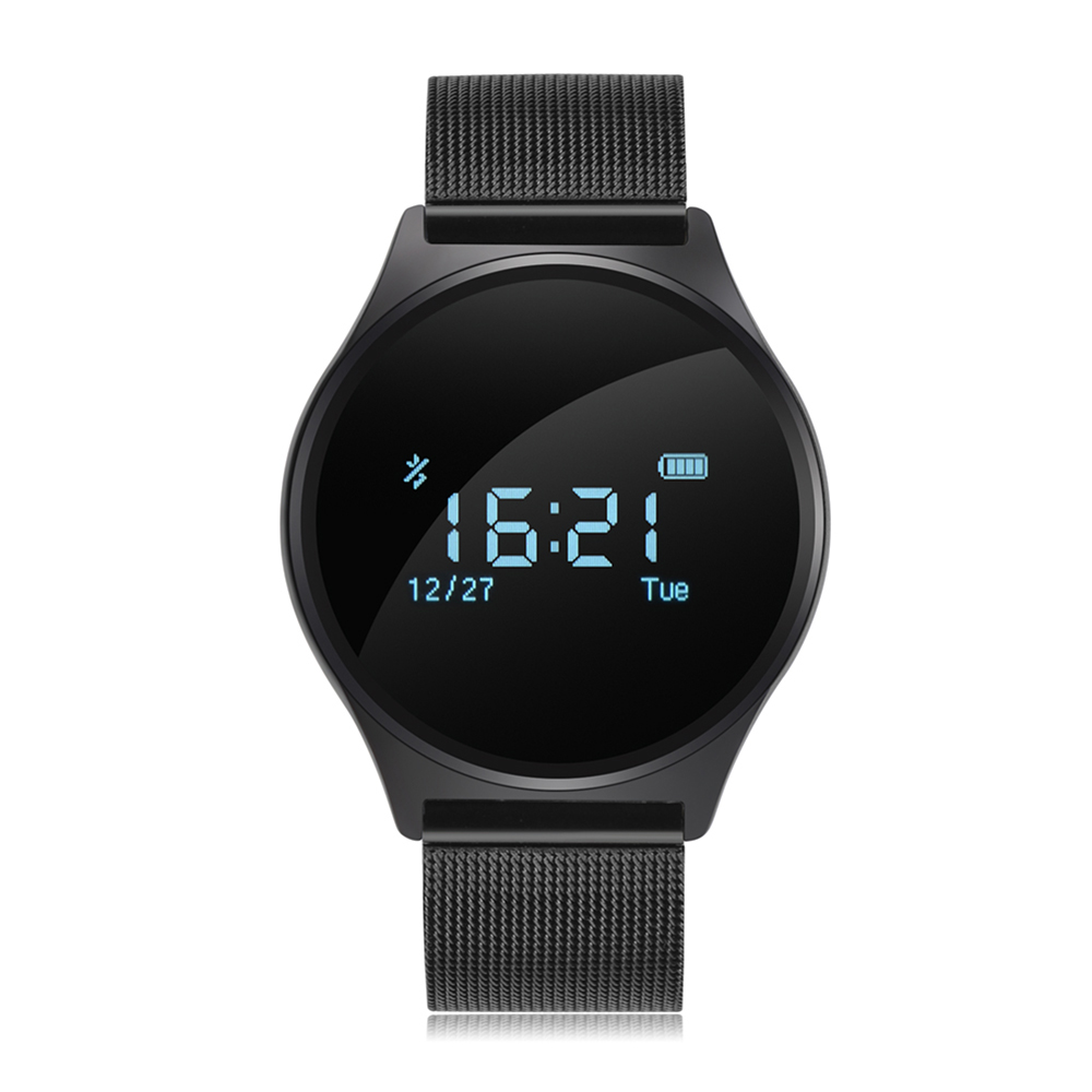 Blood Pressure Smart Sport Wristband Watch Heart Rate Wristwatch Sleep Monitor Smartwatch Step Counter Fitness Tracker