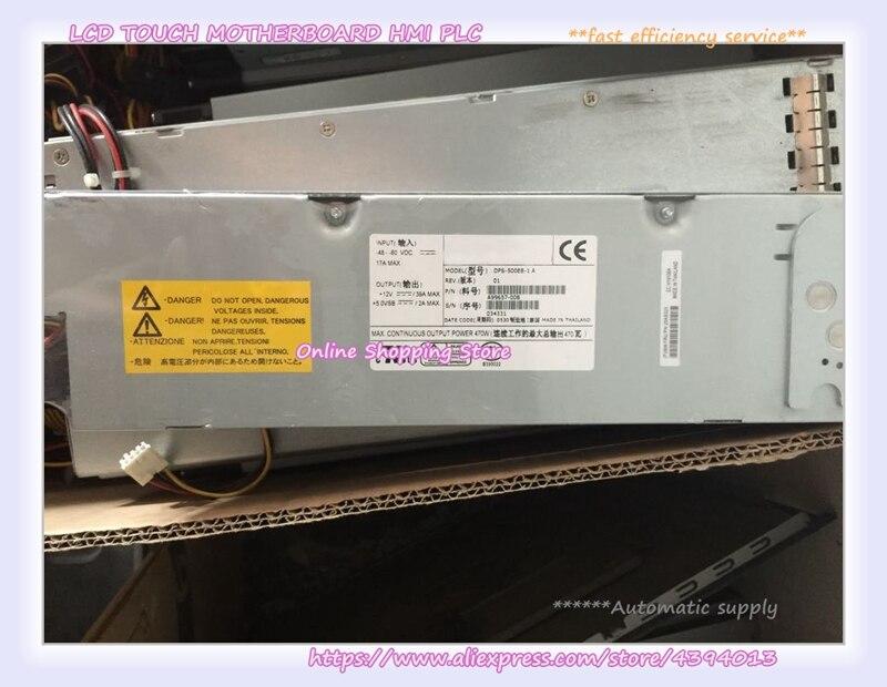 Pour X343 serveur alimentation 25K8325 DPS-500EB-1A 500W DC alimentation