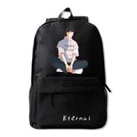 Zshop Cartoon Teenager Backpack Japanese Korean Style Schoolbag