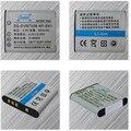 Npbk1 np-bk1 np bk1 li-ion batería de la cámara para sony s750 s780 s950 dsc-s980 w180