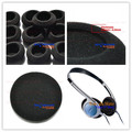 5 Pairs Foam Cushion Cover For PHILIPS SBC HL155 HL145 Lightweight Headphone Heaset Replacement Sponge Ear Pads