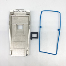 لوحة الألومنيوم الخلفية honghuisamrt لموتورولا gp3188 ep450 gp3688 الخ جهاز الاتصال اللاسلكي لإصلاح الاستبدال