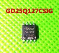 10 PCS ~ 100 pçs/lote GD25Q127CSIG 25Q127CSIG SOP8 original Novo