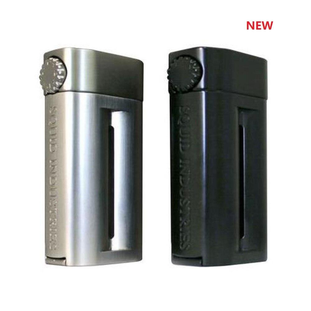 Nouvelles Industries de calmar d'origine Tac21 200W Mod haute puissance e-cig Mod avec écran OLED supérieur et Chipset avancé et Modes VW Vs Shogun