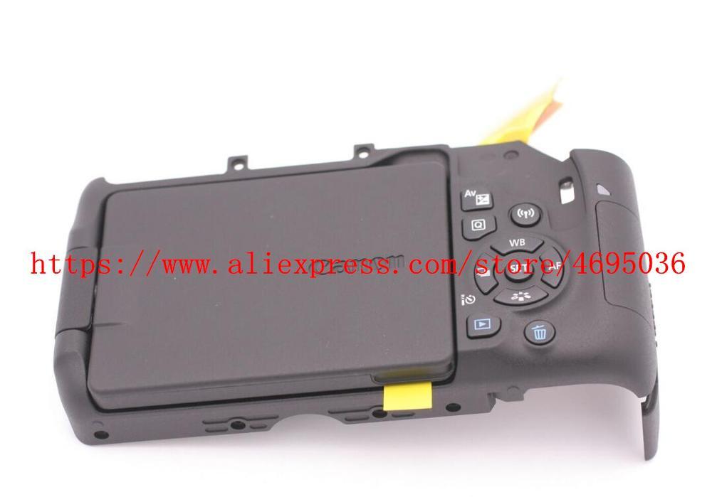 Nouveau pour Canon pour EOS 800D rebelle T7i caméra arrière couvercle arrière pièce de rechange