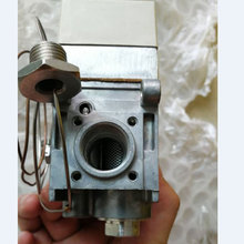Valves Thermostat-Control-Valve 710 3--18mbar Model Gas-Fryer Lpg 120-200-Degree