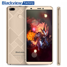 "Blackview S6 Fingerprint GPS 18:9 5,7 ""HD + Handy Quad core Android 7.0 handy 2 + 16 GB Dual Hinten kamera 4G Smartphone"