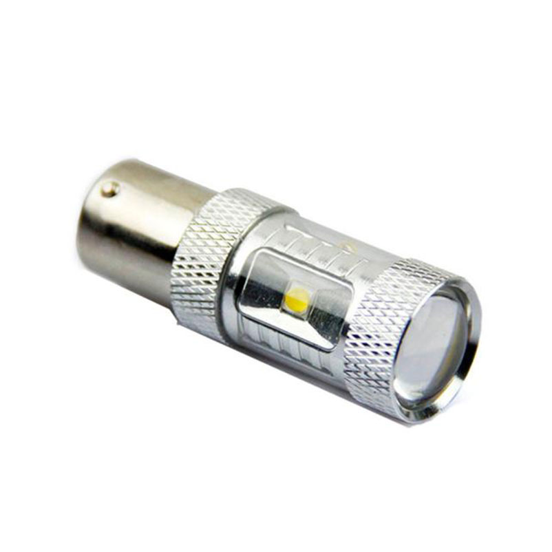 1PC Universal Car 30W CREE Chips White Error Free 1156 BA15S P21W Led Backup Reverse Light Canbus Car Styling Electronics Hot 2pcs 12v 31mm 36mm 39mm 41mm canbus led auto festoon light error free interior doom lamp car styling for volvo bmw audi benz